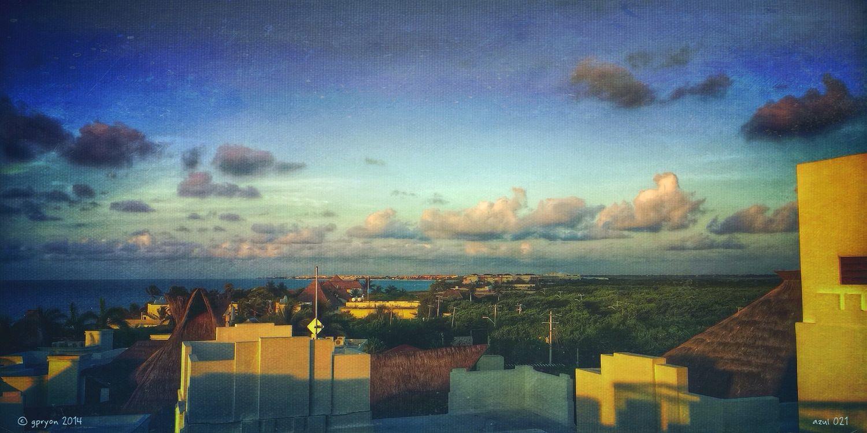 azul 021 NEM Painterly NEM Landscapes NEM Clouds NEM Memories