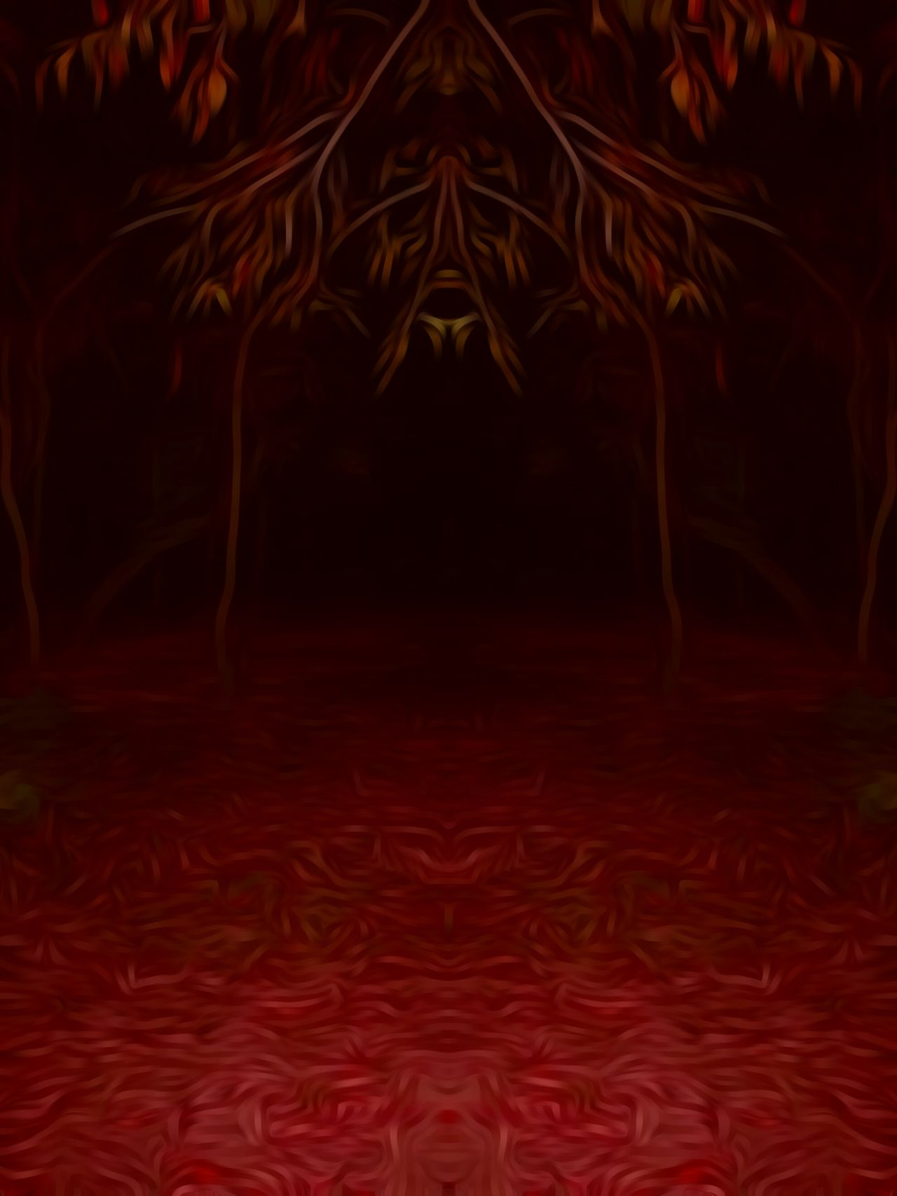 The ScaryBloody Forest