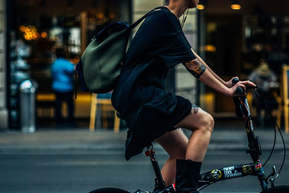 Beautiful stock photos of rome, Backpack, Bicycle, City Street, Day