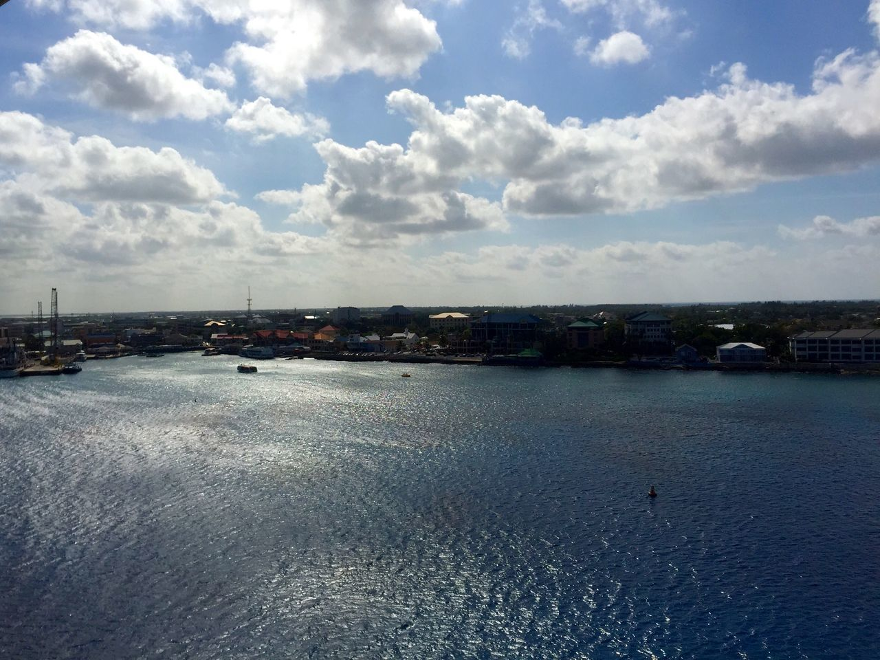 Grandcayman Hello World
