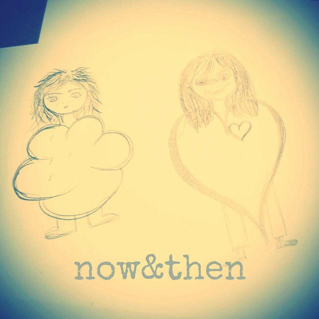 Nowandthen Heartbeat Moments Drawing - Art Product Drawing
