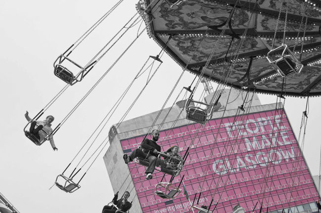 PeopleMakeGlasgow Photography Georgesquare