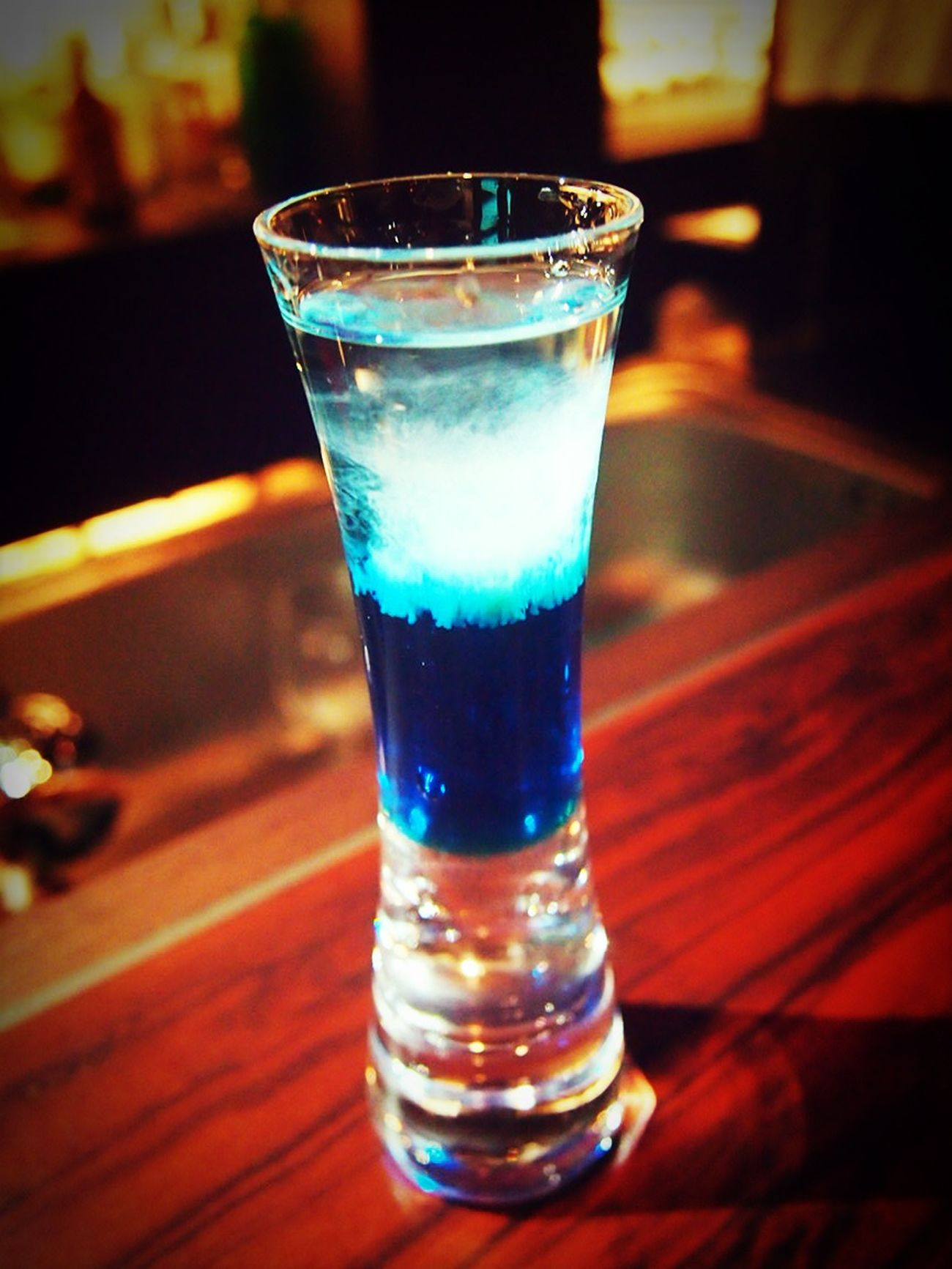 Blue Sky Drinks Mixology Cocktail Bluesky Vodka Cafe Louis