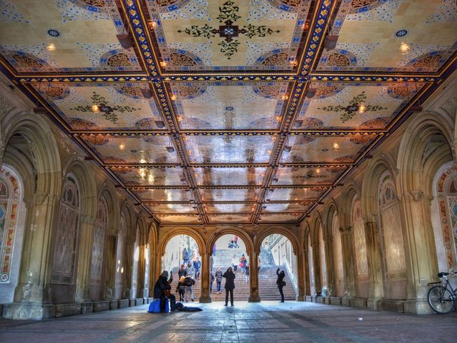 Bethesda Bethesda Terrace Enjoying The View Enjoying The Moment Places I've Been Capture The Moment New York City New York NYC Central Park CentralPark Central Park - NYC NYC Photography Taking Photo Taking Pictures My View Bethesda Arcade Manhattan Park Taking Photos