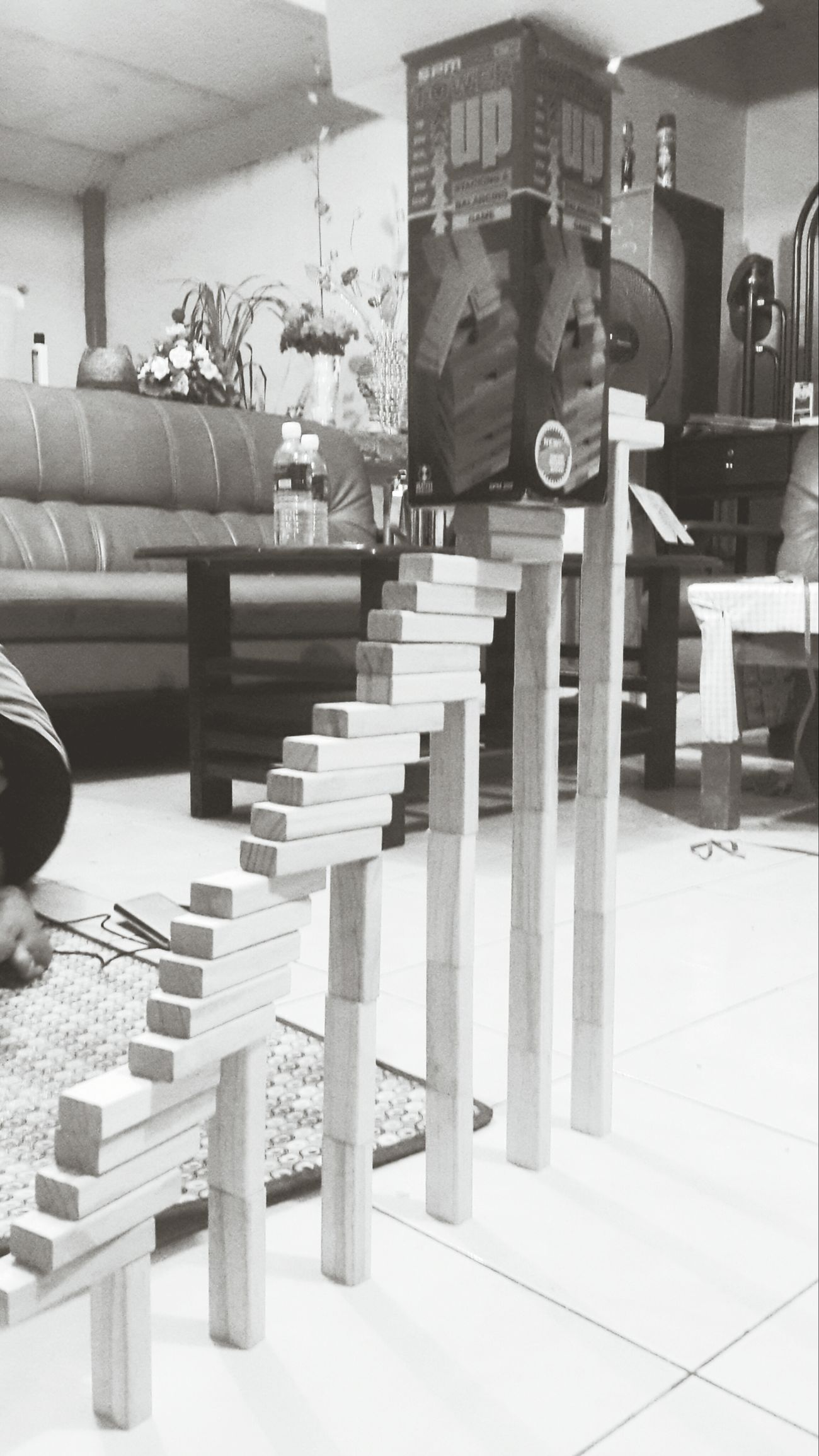 Enjoythegame Woodenstacks Level2