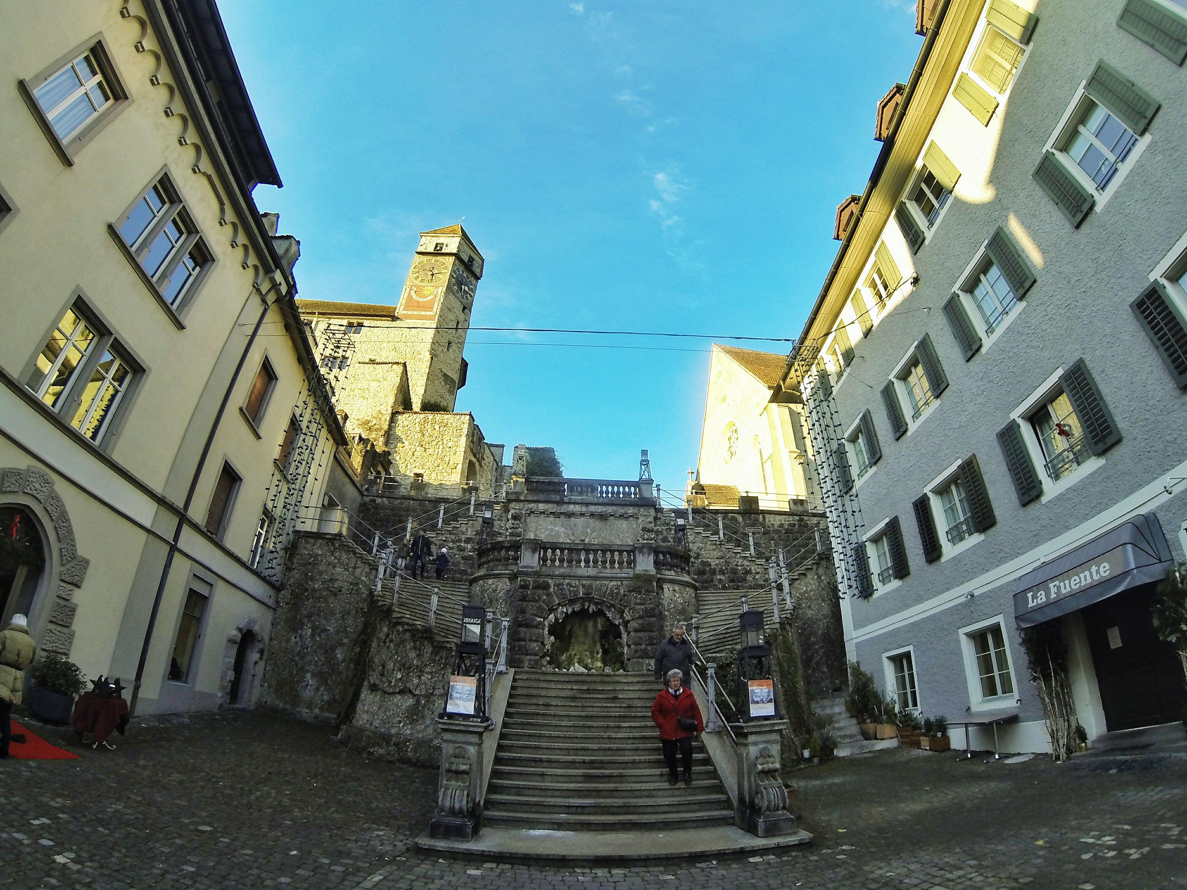 Rapperswil Architecture City Switzerland