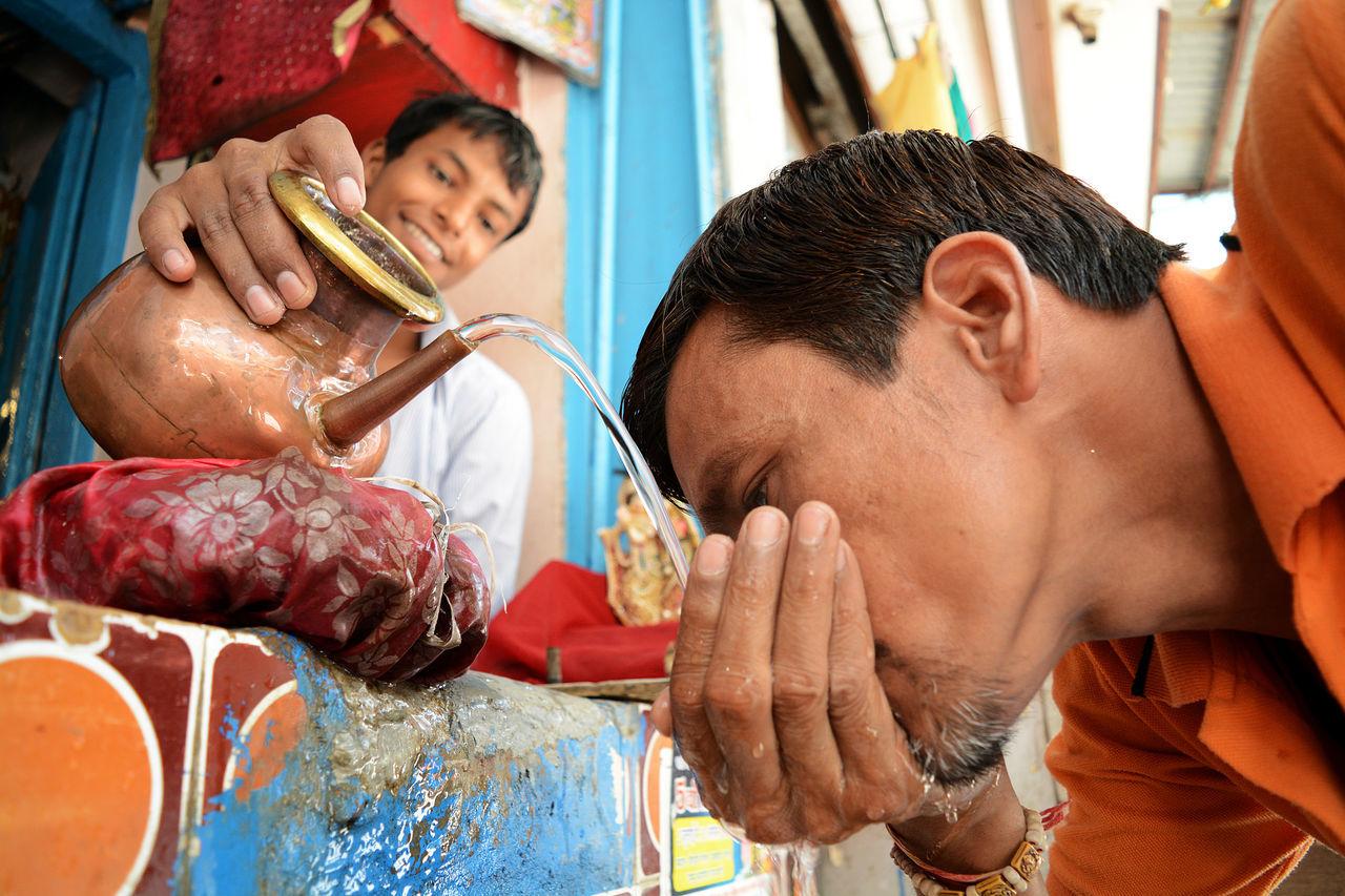 Chandnichowk Delhi Humanıty Street Streetphotography Thrust Water Water Reflections