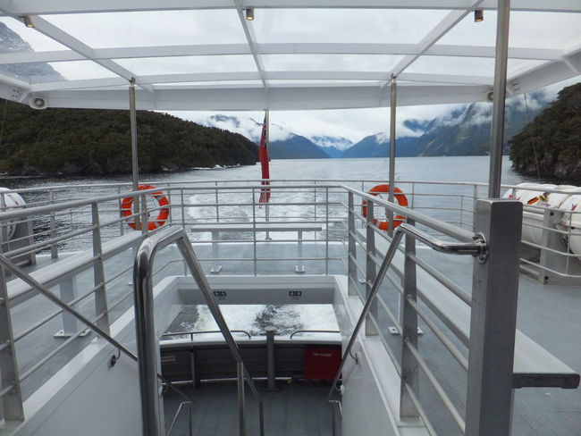 Boats New Zealand Doubtful Sound