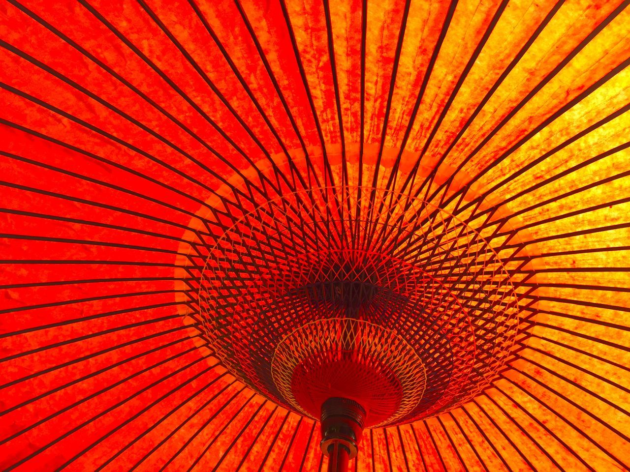 Red Parasol Japanese Parasol Japanese Traditional Sunlight IPhoneography
