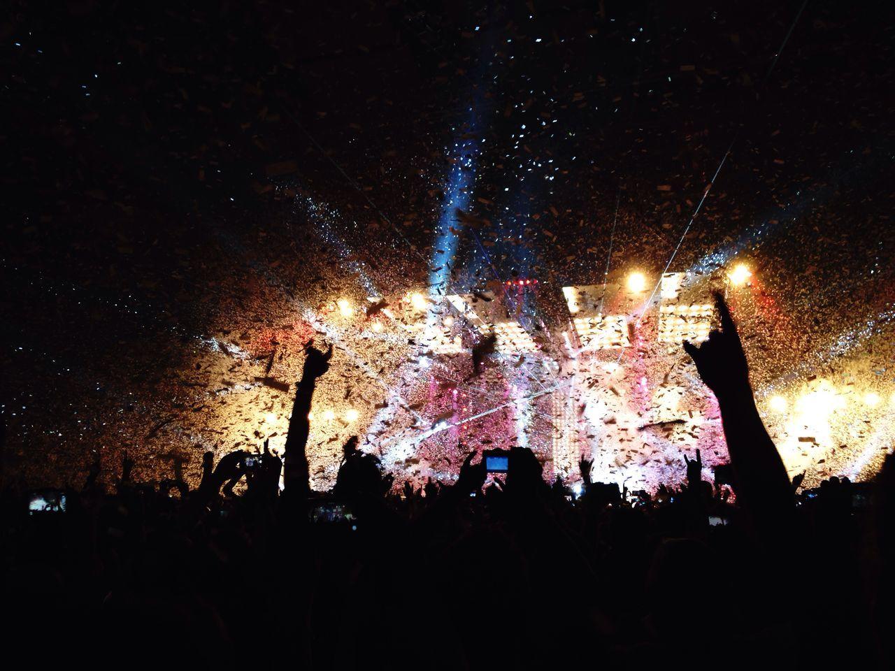 Concert Music Live Music Kiss People Dancing Rock Rock Concert Music Festival KISS Palacio de los deportes Madrid
