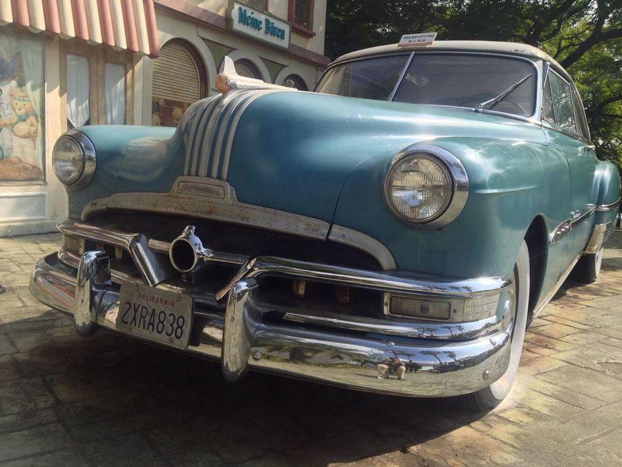 Korea Jeju Vintage Cars