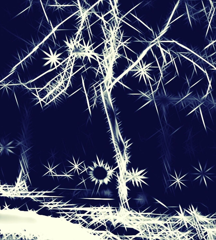 Raining Stars Trees_collection Rain Star Filter