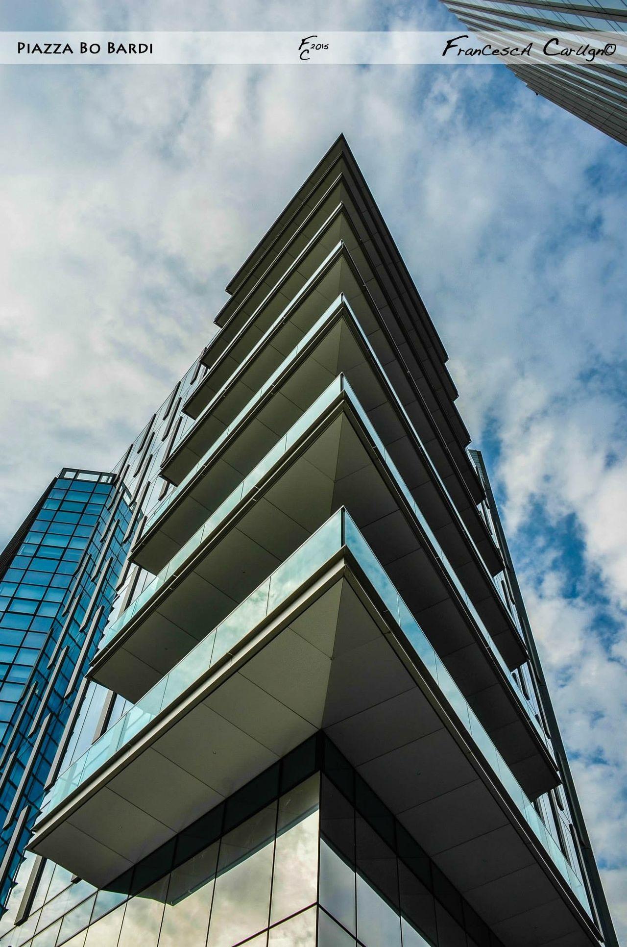 Architecture Urban Geometry Architectural Detail Compositions Skyscraper Design Prospective