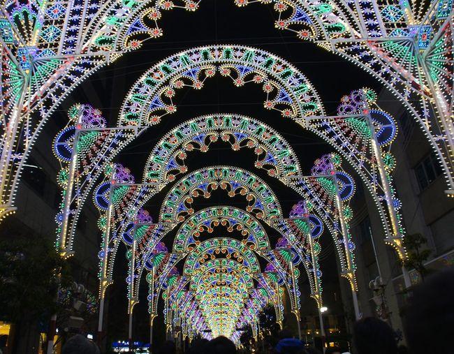 神戸 Kobe Japan Luminarie Wonderful Wonderland Light And Shadow Light Illumination Illuminated Illuminati