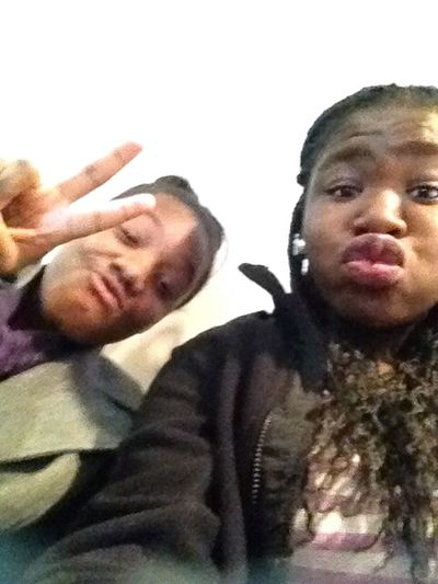 Earlier At Church Wit Keoni!!!!