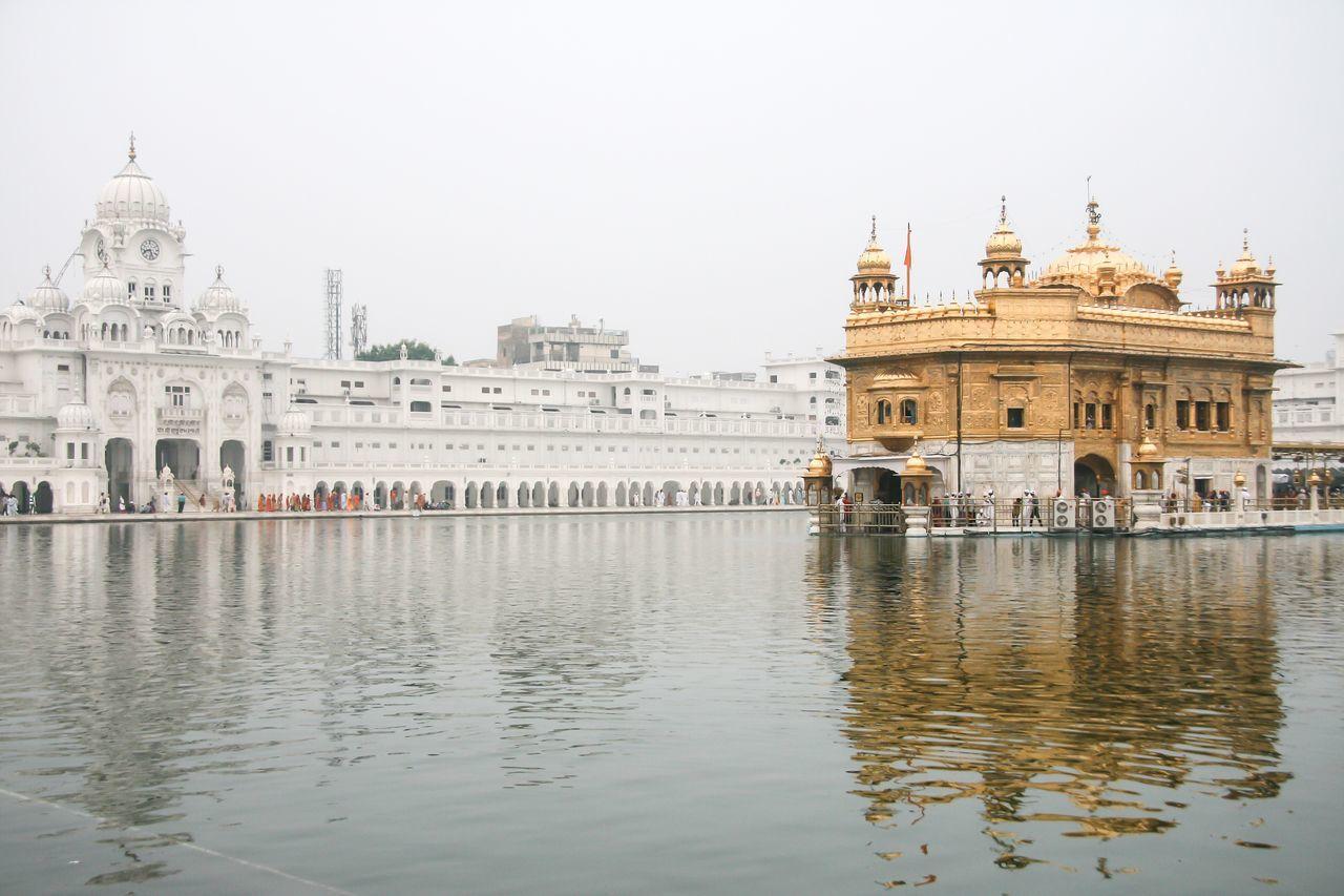 Amritsar Golden Temple Punjab India Sikhism Travel Pilgrimage Spirituality Holyplace