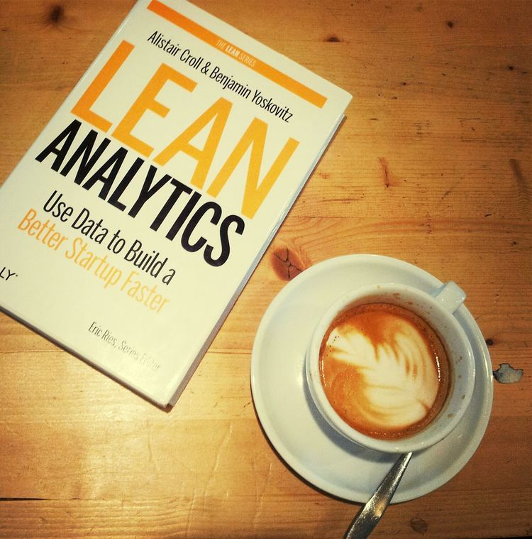 I'd like a coffee with a side of analytics today. Lazy Sunday Coffee And Sweets