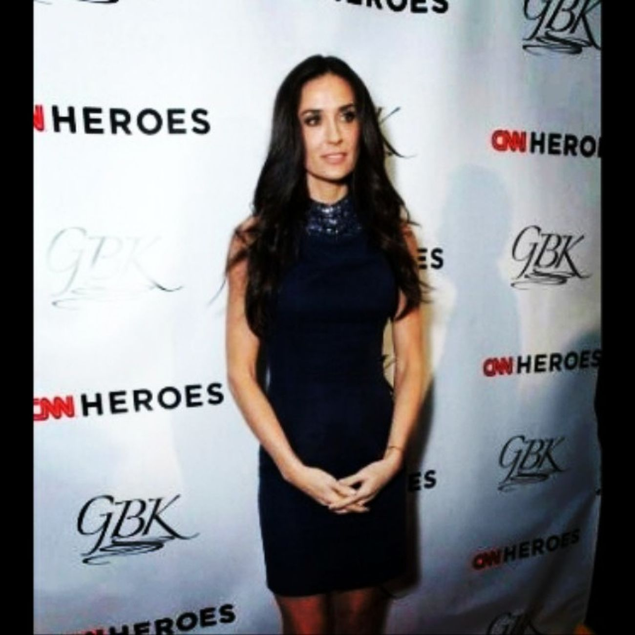 TBT  Demimoore Gbkproductions Yrflifestyle CNN Heroes AFewGoodMen Ghost GIjane Mrbrooks