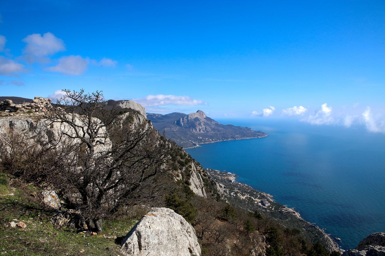 Cape  Day Landscape Mountain Natuer_collection Nature No People Outdoors Scenics Sea Travel Destinations Vacations