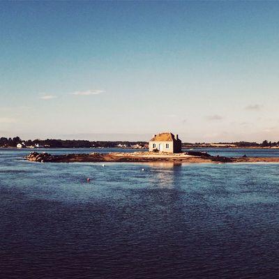 le fameux îlot Saint-CadoMorbihan Bretagne The Traveler - 2015 EyeEm Awards
