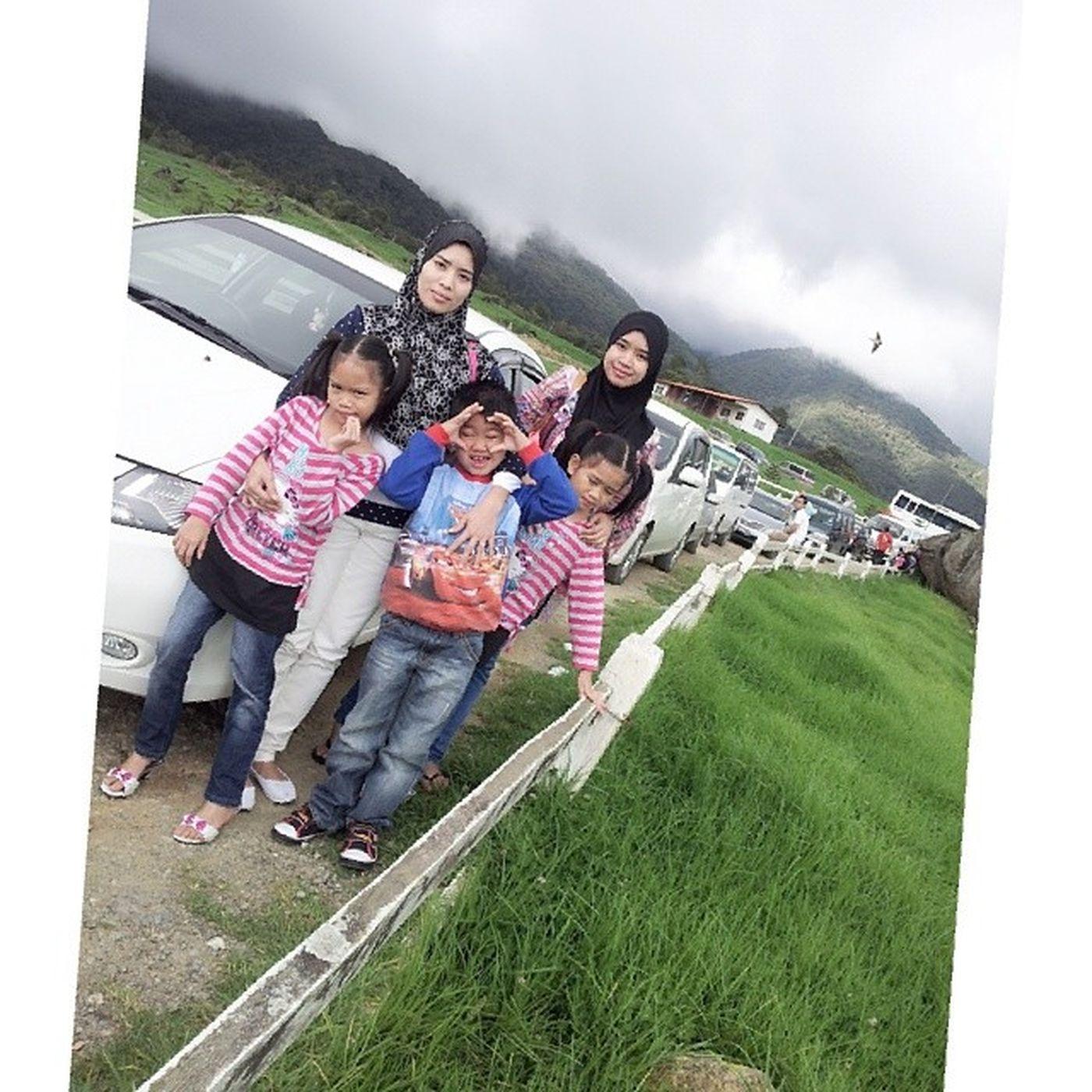 we have so much wonderfull time next time pigi lagi Kundasang Lembu2 Cuti2 Pineresort family