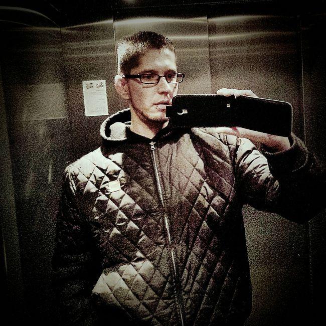 Guten Morgen Kirchhain ? Fahrstulselfie Fahrstuhlfoto Selfie Picoftheday Mirrorselfie Mirror