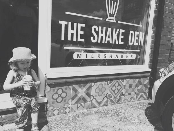 Milk Shake My Girl