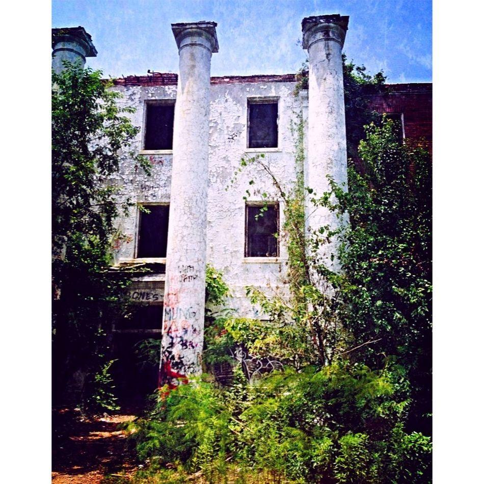 Bryce Hospital Insane Asylum Abandoned Scary