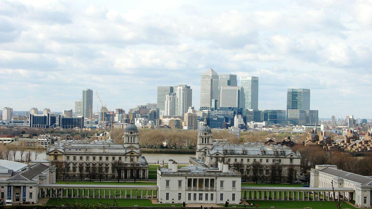 Greenwich Greenwich Park City London Enjoying The View City View  View Pmg_lon