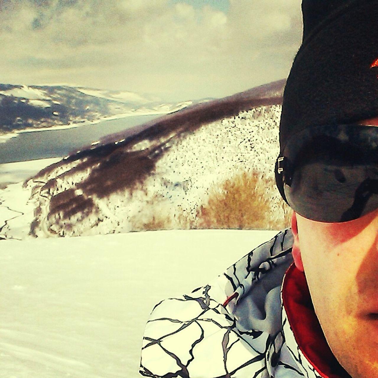 Selfie Me That's Me Wintersports Skiing Snow Macedonia Mavrovo Taking Photos Pictureoftheday