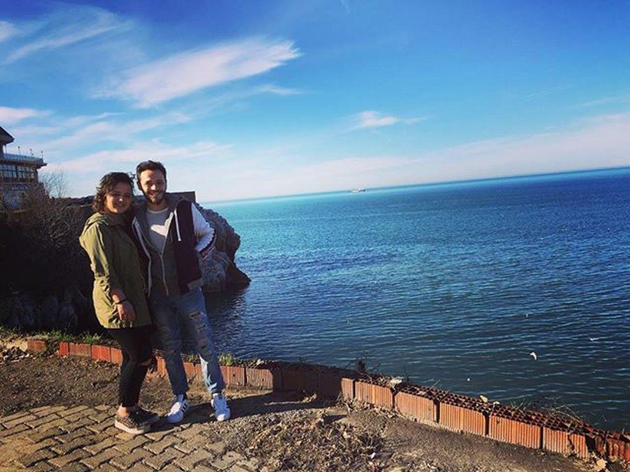 Kuzummmm 🐼 Bahadircansu Sahil Zonguldak Friend Sea Blue Kadraj Kadraj_arkasi
