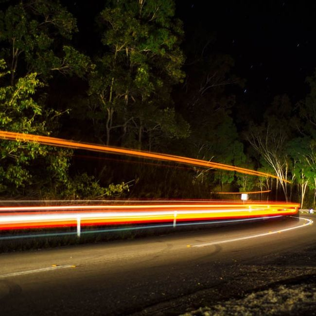 Truck lights on the range Hanging Out Taking Photos Check This Out Enjoying Life Illuminated Night Photography Night Sky Lightshow Long Exposure Taking Photos Hanging Out