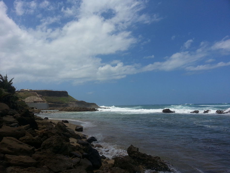 san juan pr Beach Life Is A Beach Life Is Beautiful Puertorico