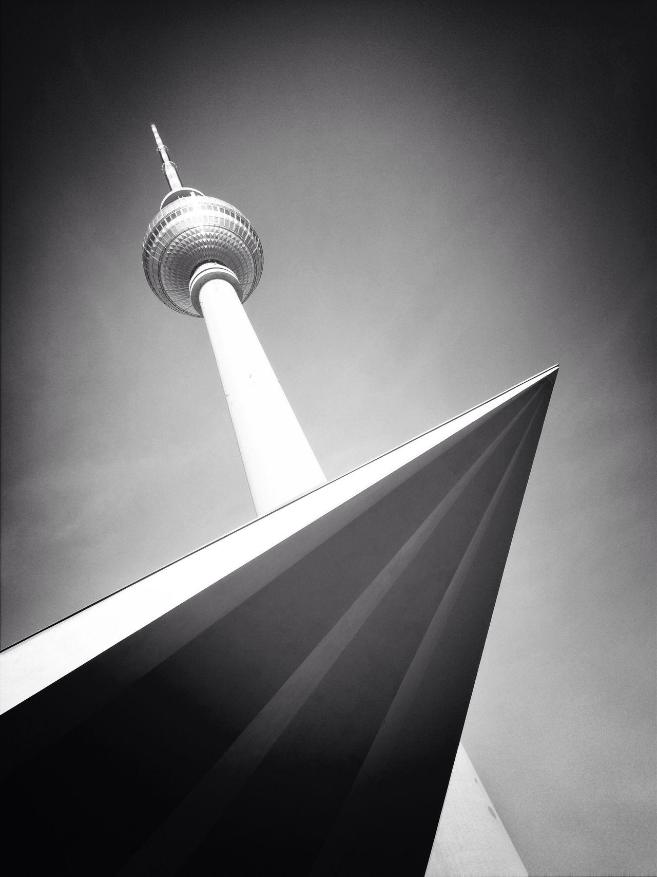 Perspective Architecture Minimalism Black & White