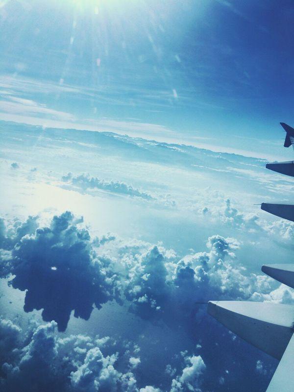 開始想念這片雲海... From My Point Of View Creative Light And Shadow Mood Coulds Sky And Clouds Airplaneview Still Out  The Essence Of Summer Iphonephotography Candyfloss Flying High