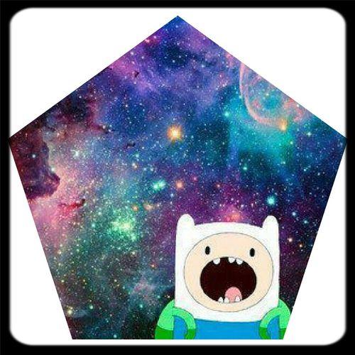 Galaxy Adventure_time Finn The Human