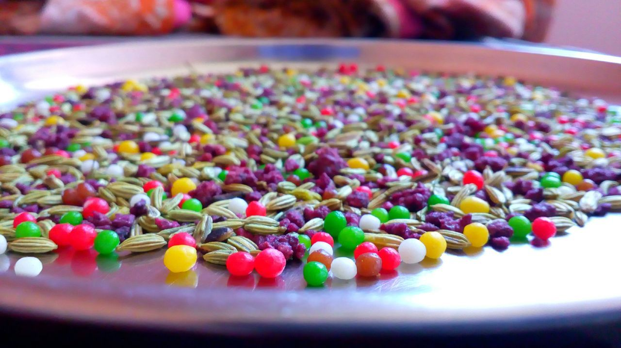 Sweet Food Multi Colored Candy Ready-to-eat Close-up Food And Drink FocusPhoto Focusphotography Object Photography Shutterbugs EyeEm Market © Eyeem Beginner EyeEm Selects EyeEmBestPics Neon Life Eyeemphotography EyeEmBestEdits EyeEm Best Shots Mobilephotography MotoClick EyeEmNewHere Mobilography Eyeemindia Fennel Seeds Fennel Flower Aniseed Neon Life EyeEm Selects