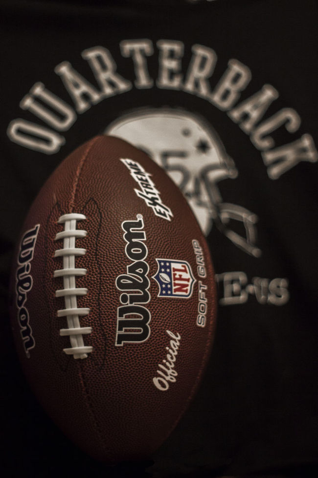 My first american football. Football Football Fever Lacesout NFL NFL Football Quaterback S Sports Photography