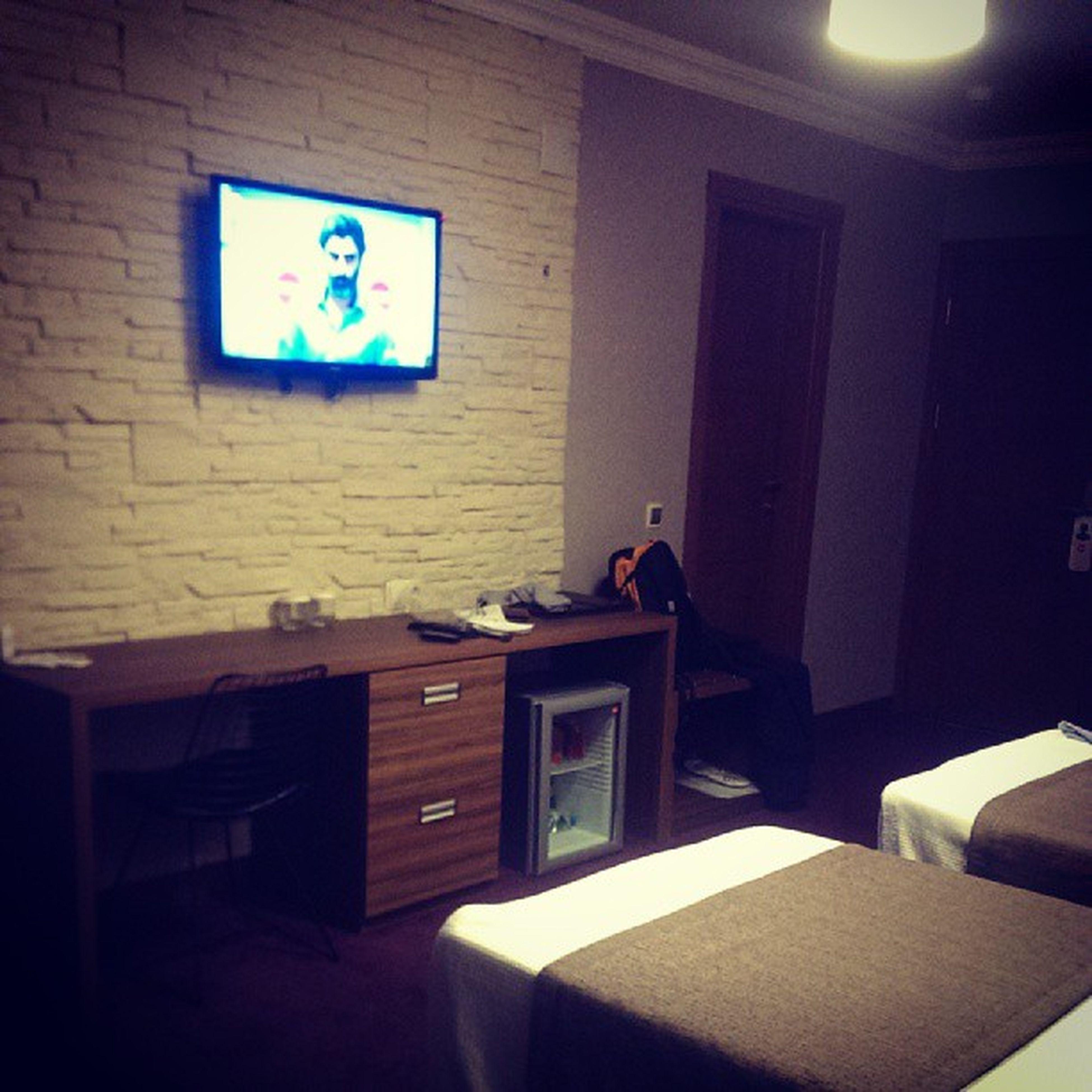 Sonunda otele vardık... :)
