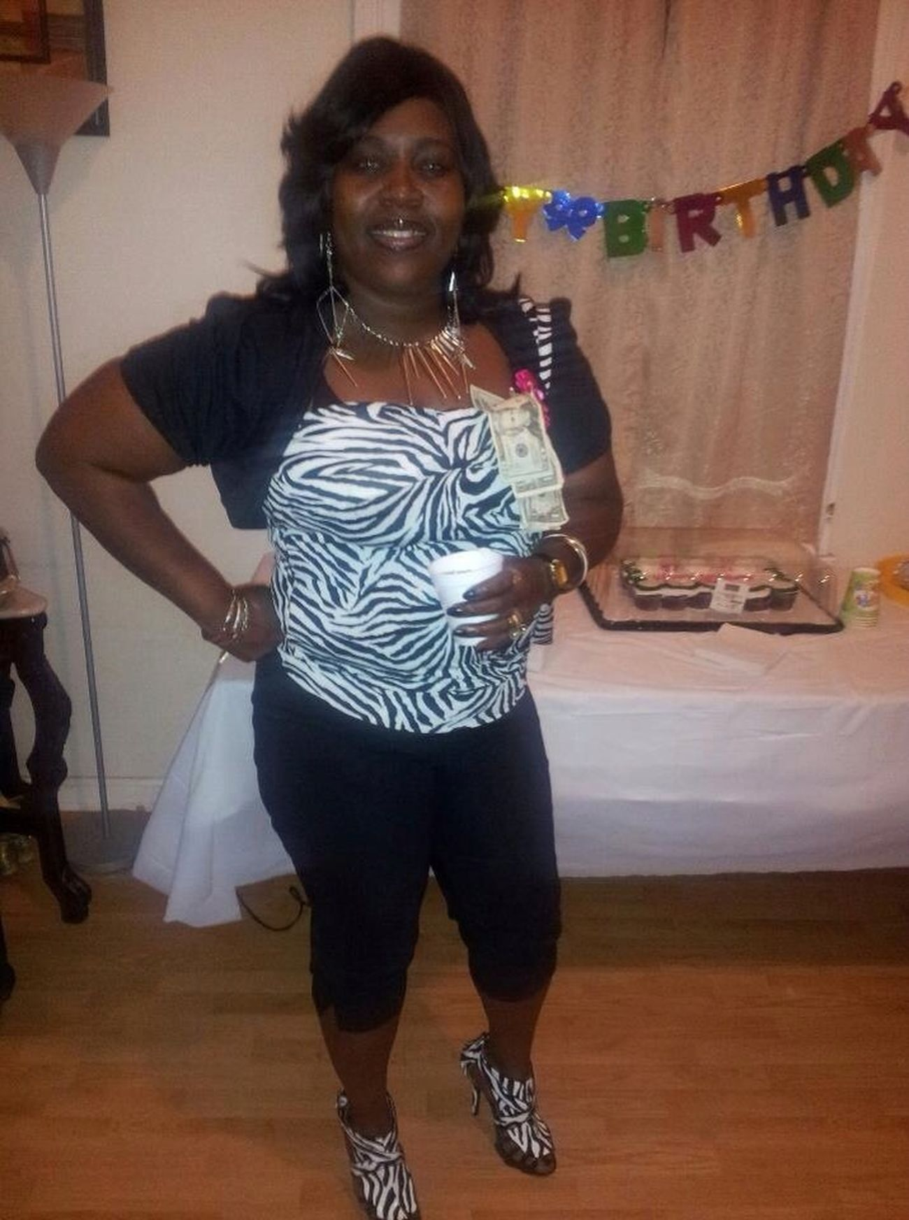 Fa Ha 50th Bday She'll B 51 Dis Year If God Say Da Same I Love My Mama