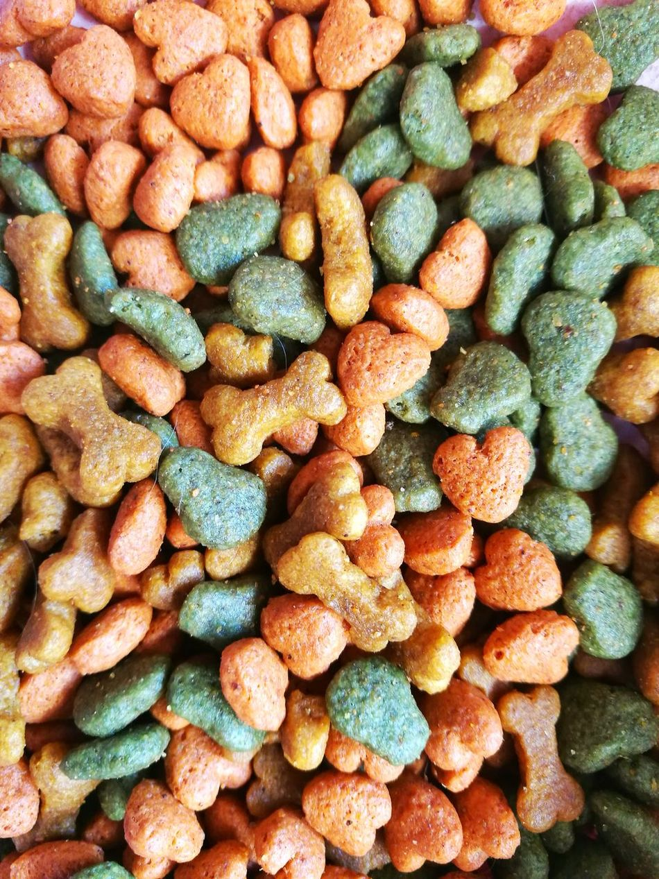 Pet Food Dog Food Food Large Group Of Objects Full Frame Backgrounds Close-up