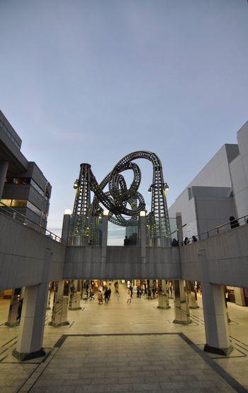 Objet Queen's Square Yokohama Yokohama Landmark Plaza Mm21 Japan