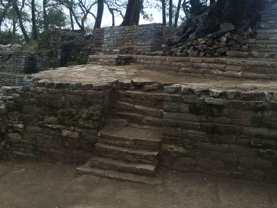Ancient Architecture Built Structure Damaged Day Deterioration History Nature No People Obsolete Old Old Ruin Outdoors Ruined Run-down Sierra Gorda, Queretaro Stone Material The Past Toluquilla Travel Destinations