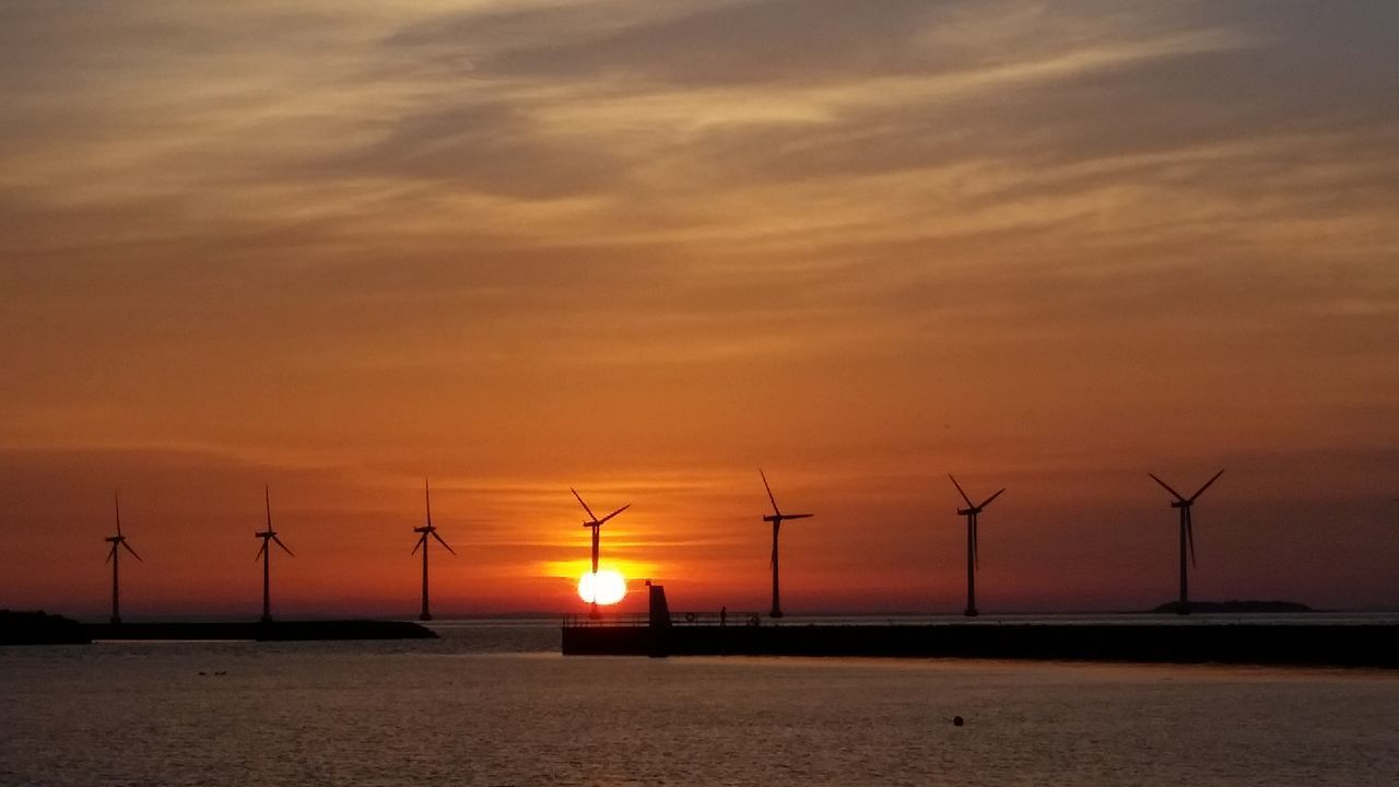 Morning Powerwalk Beautiful Sunrise No Edit/no Filter