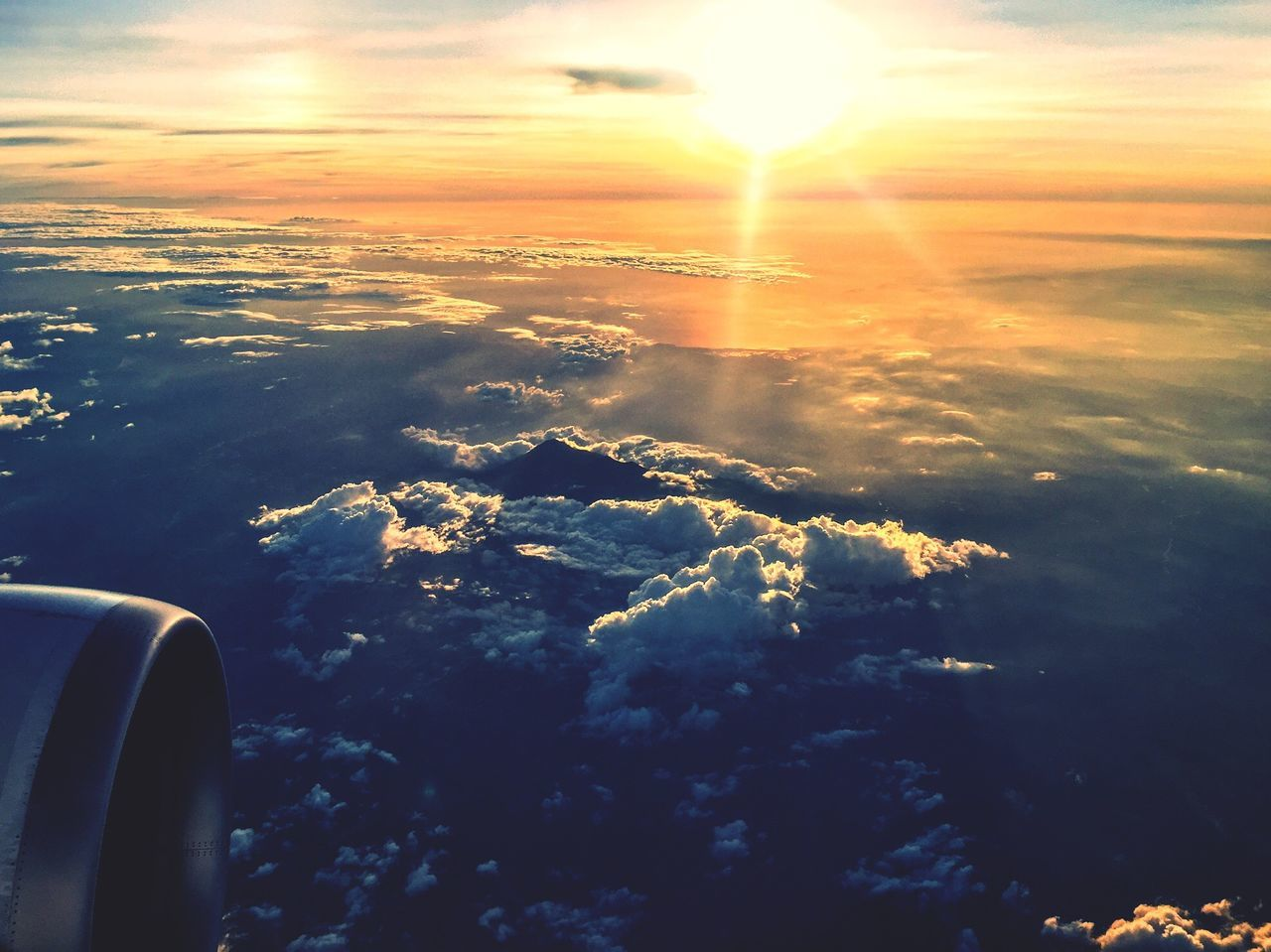 """On Air"" Hello World Check This Out EyeEm Gallery Flight ✈ Flight Flightscape Across The Sky Philippines Horizon Sunset Mountains And Sky Clouds And Sky Sunset #sun #clouds #skylovers #sky #nature #beautifulinnature #naturalbeauty #photography #landscape Philippine Airline"