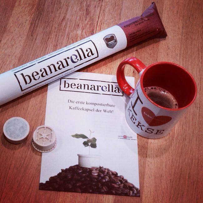 Kaffee-Verkostung von #beanarella aus der Schweiz... #bcbs14