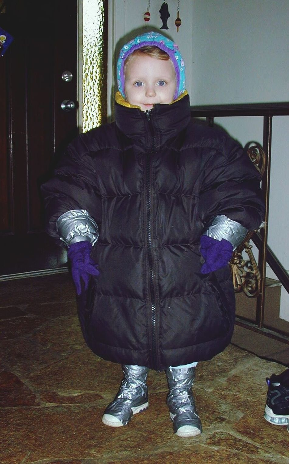 Front View Looking At Camera One Person Real People Children Only Beautiful People Child Looking At Camera Ready To Ski Snowboarding Snowy Morning Sledding ⛄ Sledding Fail Sledding Outfit Girl Girl Power Childhood Children Photography Childhood Memories