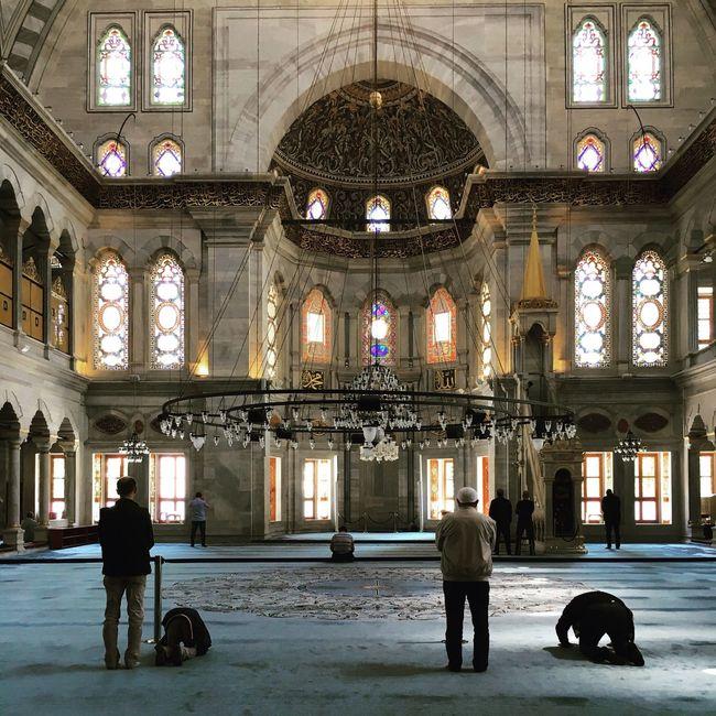 Istanbul Turkey Praying The Architect - 2016 EyeEm Awards