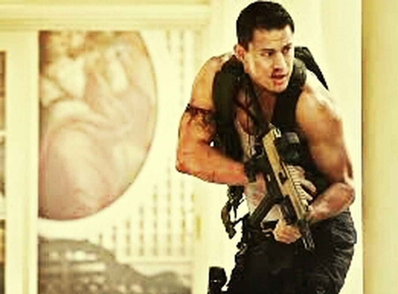 Channing Tatum White House Down One Of The Best Films