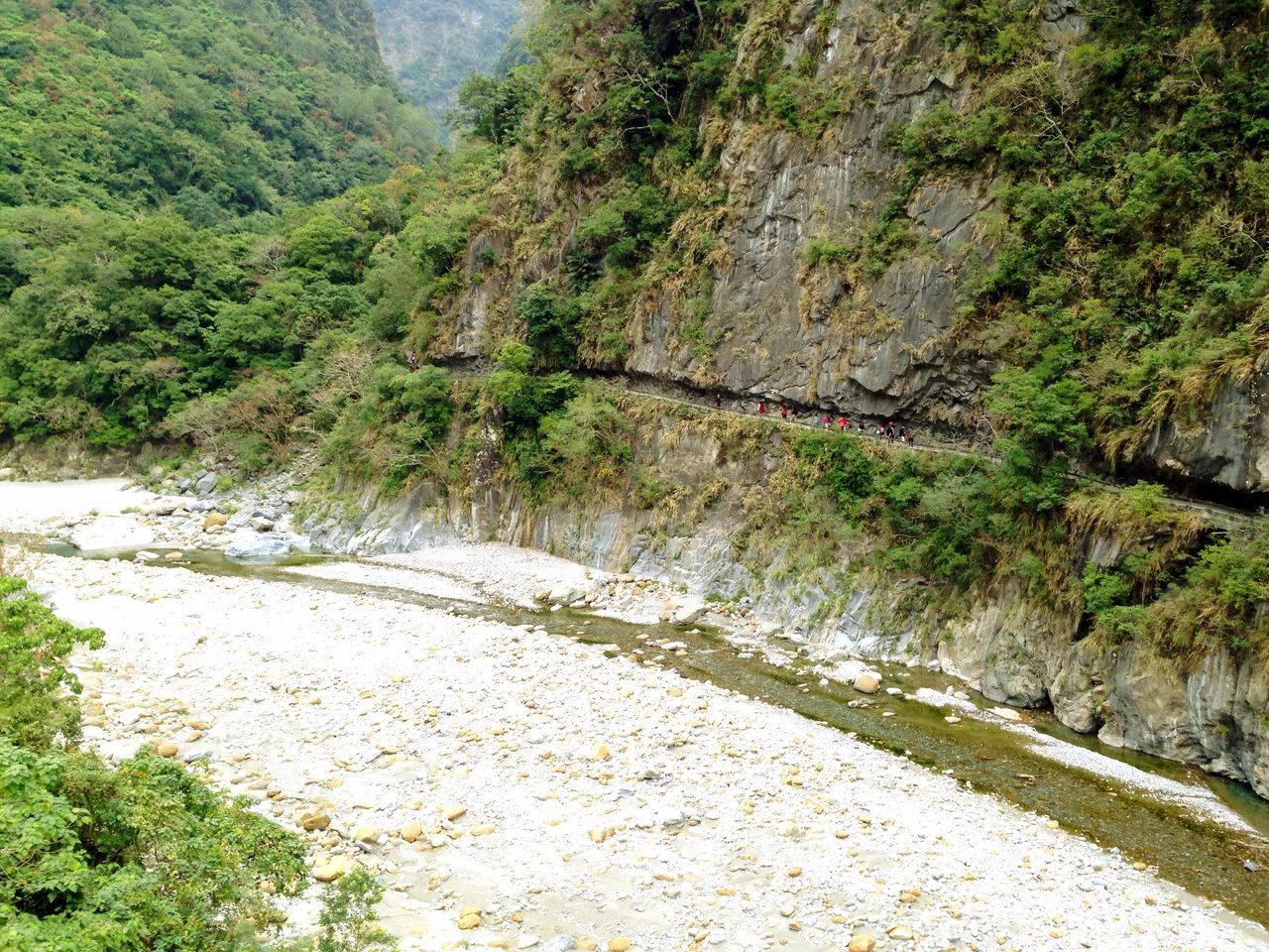 Valley Plank Trail Rock Visitor Hualien, Taiwan The View And The Spirit Of Taiwan 台灣景 台灣情